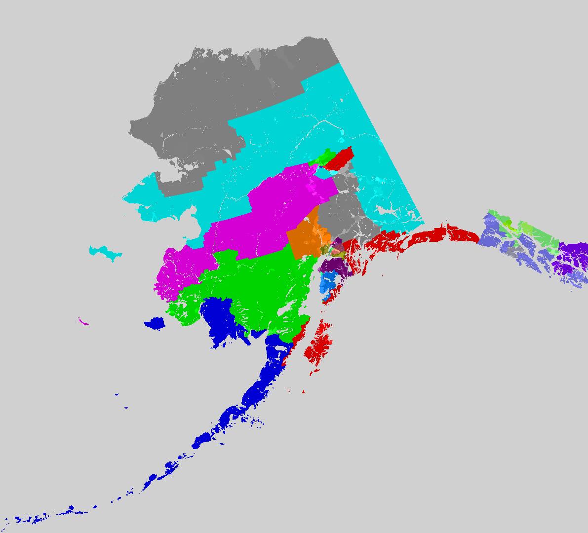 Alaska House of Representatives Redistricting