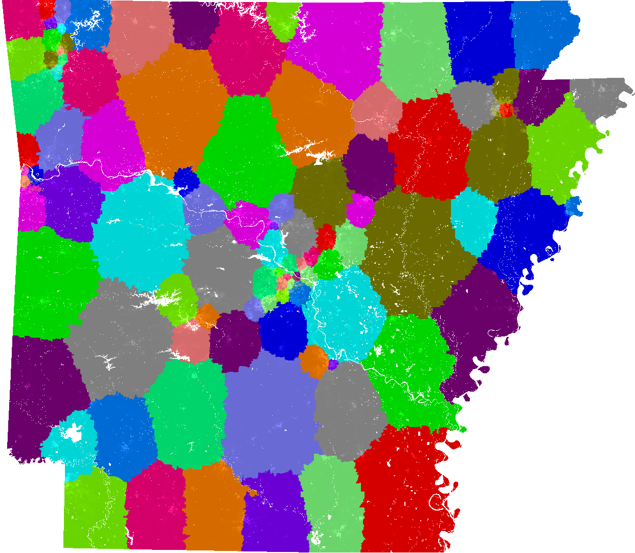 Arkansas House Of Representatives Redistricting