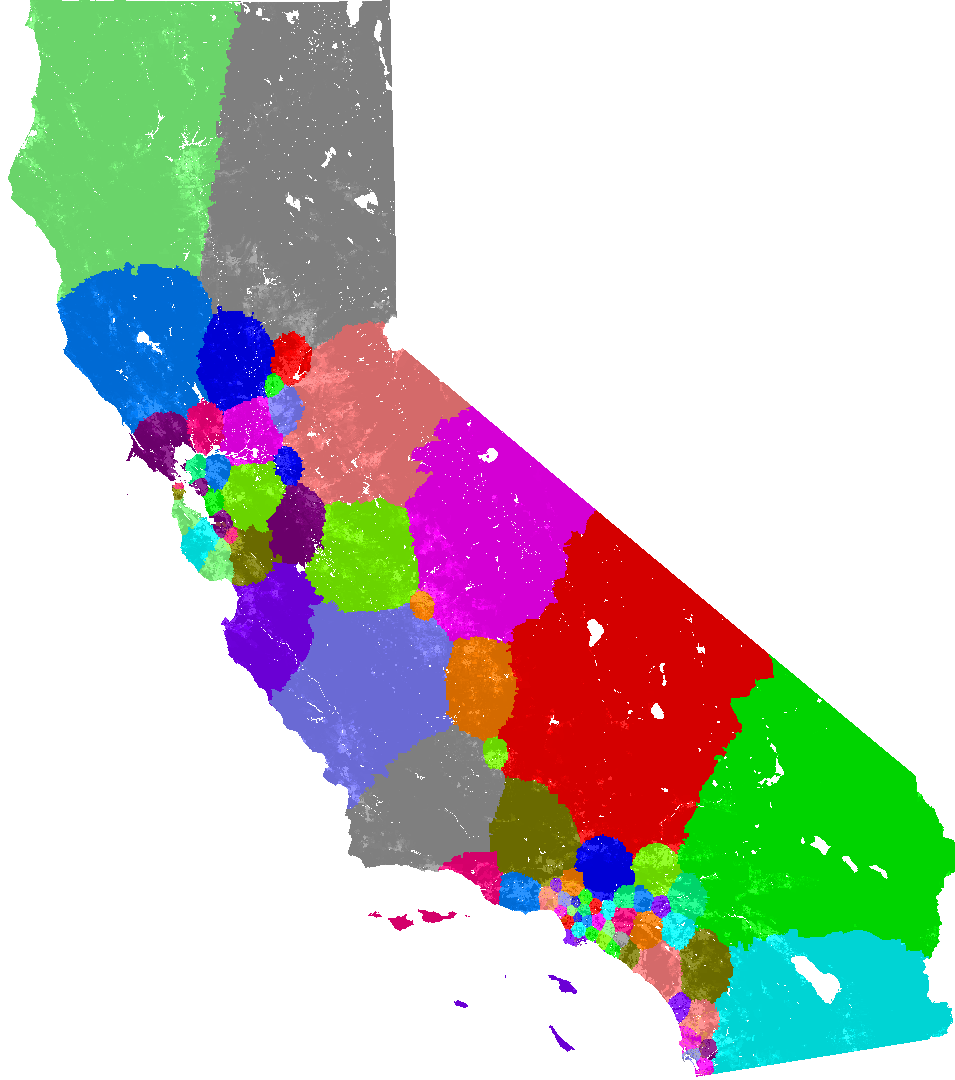 California embly Redistricting on