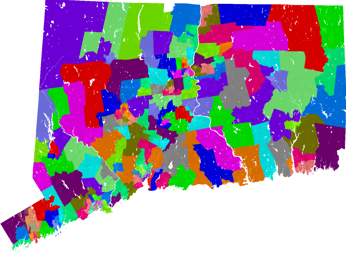 Connecticut House Of Representatives Redistricting