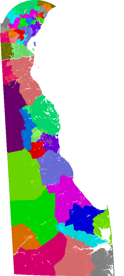 Delaware House Of Representatives Redistricting