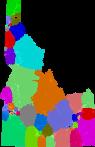 Idaho House Of Representatives Redistricting
