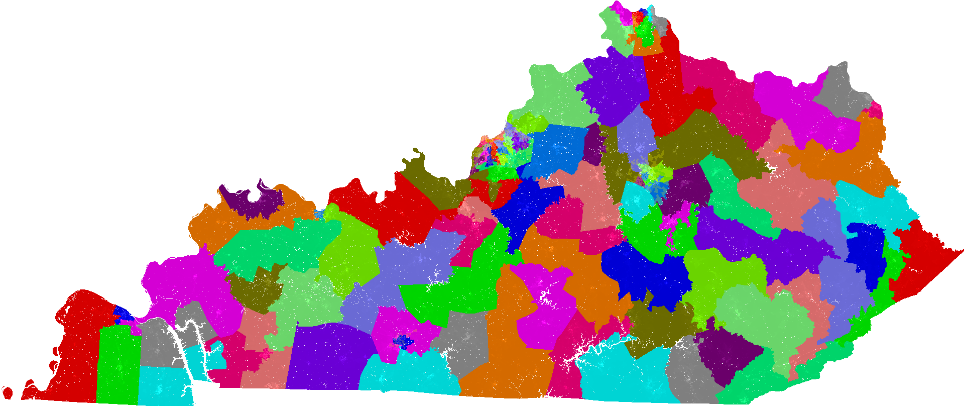 Kentucky House Of Representatives Redistricting
