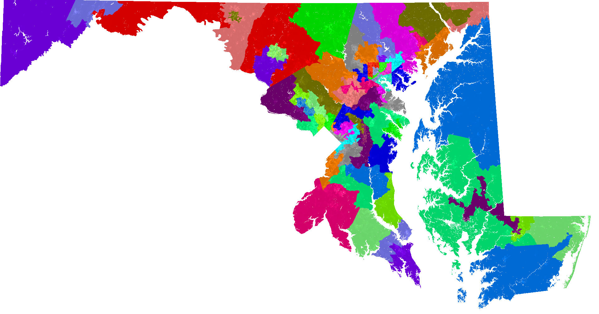 maryland senate district map Maryland House Of Delegates Redistricting maryland senate district map