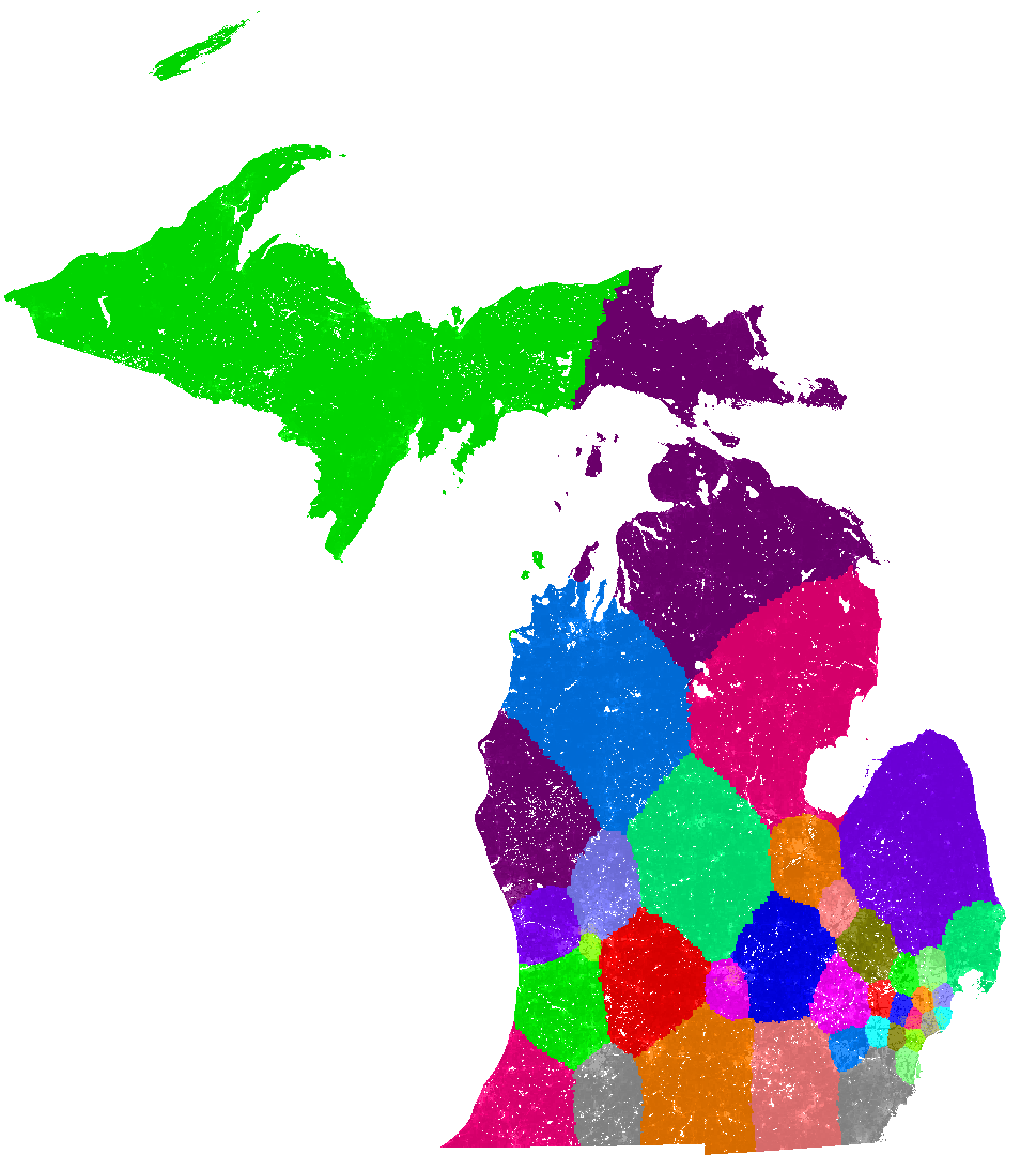 Michigan Senate Redistricting