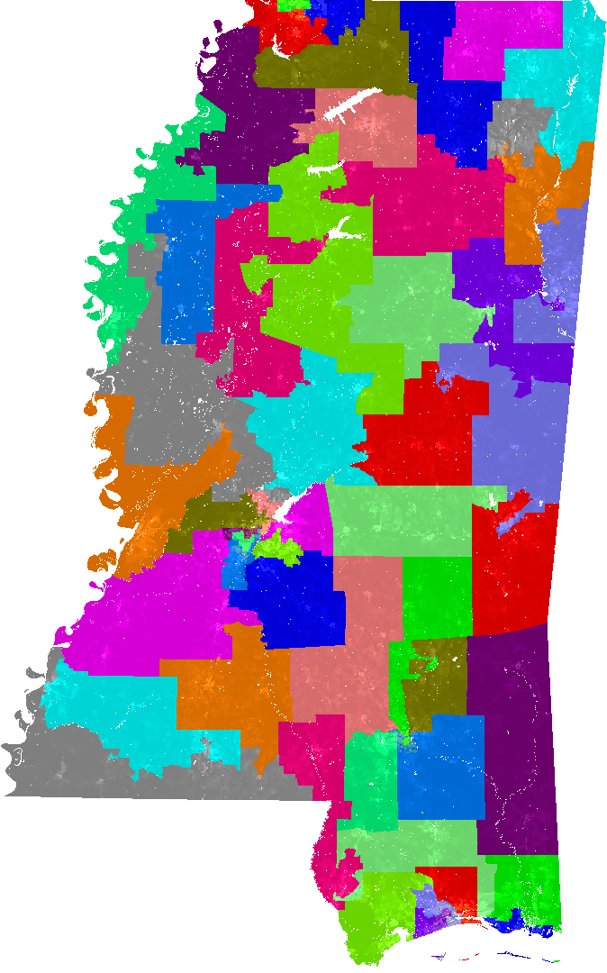 mississippi senate redistricting