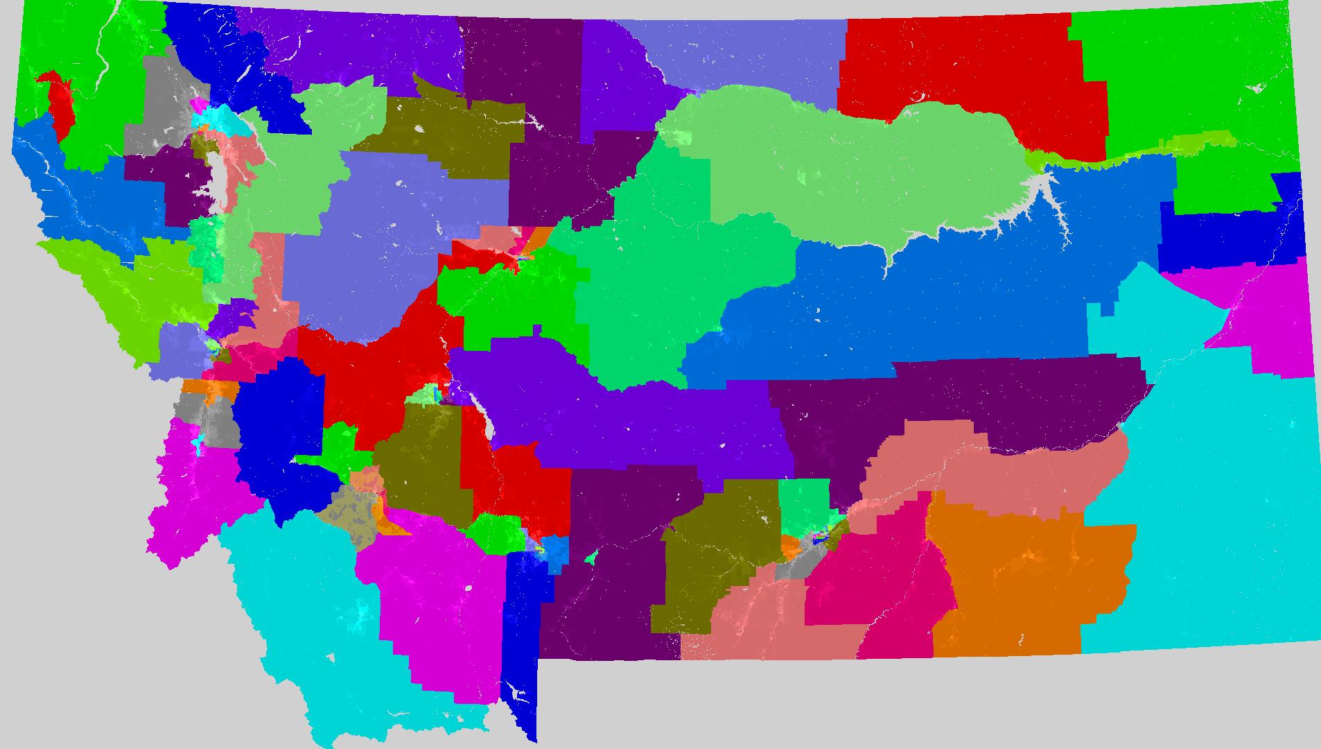montana house of representatives redistricting