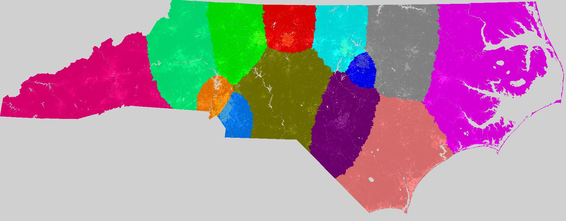 Draw NC legislative districts without politics? Talks ...