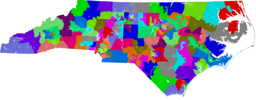 North Carolina House Of Representatives Redistricting