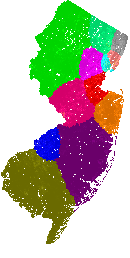 New Jersey Congress Redistricting