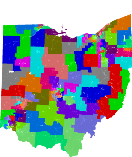 Ohio House Of Representatives Redistricting