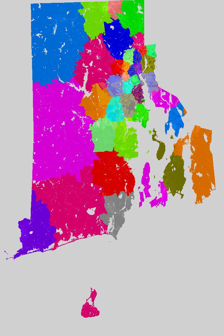 Rhode Island Senate Redistricting