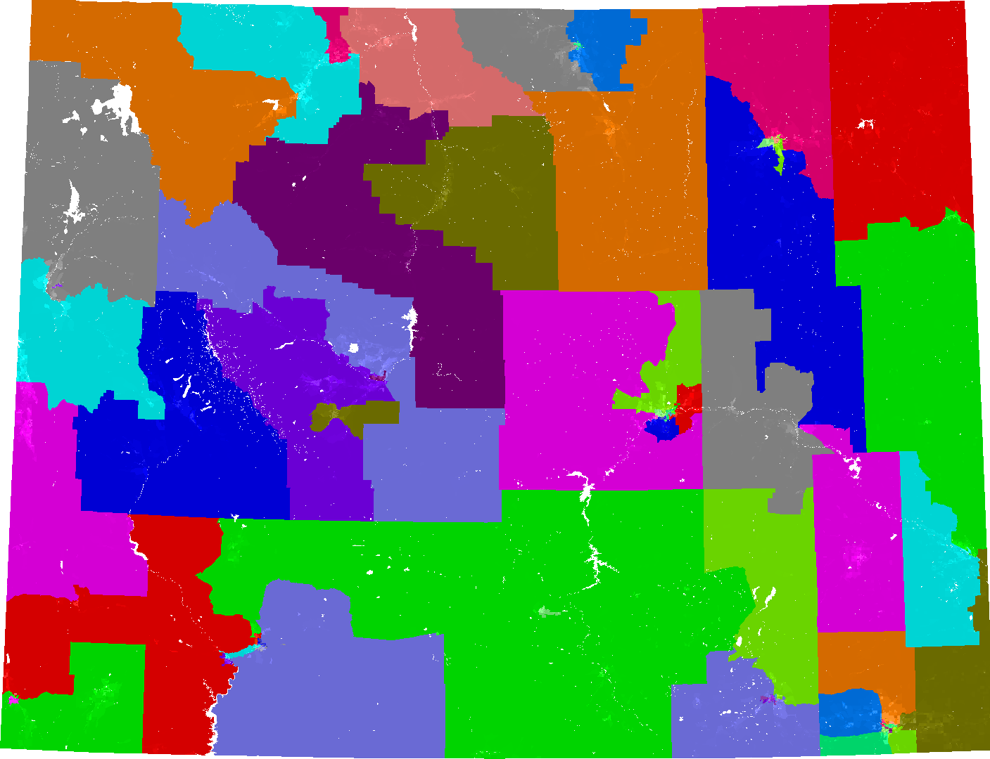 Wyoming House Of Representatives Redistricting